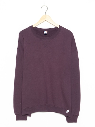 Russel Athletic Sweatshirt in XXXL-4XL in beere, Produktansicht