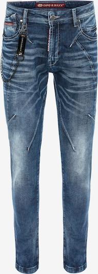 CIPO & BAXX Jeans in de kleur Donkerblauw, Productweergave