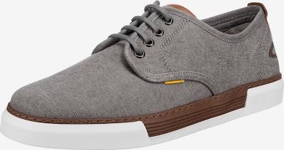 CAMEL ACTIVE Sneaker 'Bayland' in braun / dunkelgrau, Produktansicht