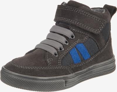 RICHTER Sneaker in blau / kastanienbraun / grau, Produktansicht