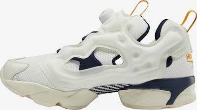 Reebok Sport Sneaker in dunkelblau / gold, Produktansicht