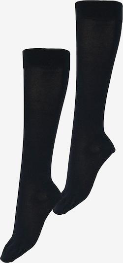 ELBEO Chaussettes montantes ' 2er-Pack Fresh Komfort ' en noir, Vue avec produit