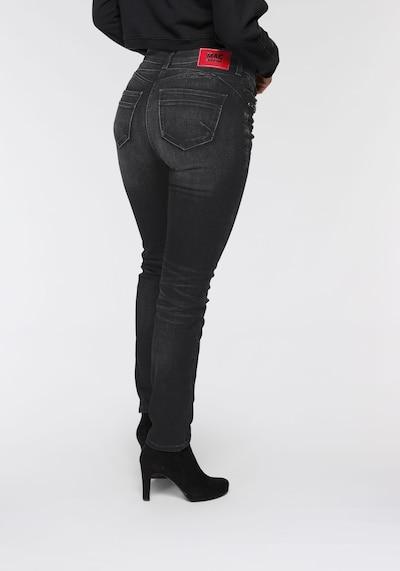 MAC Jeans in Dark grey, View model
