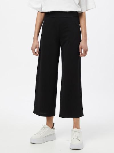 JDY Pantalon 'JDYLOUISVILLE CATIA' en noir, Vue avec modèle