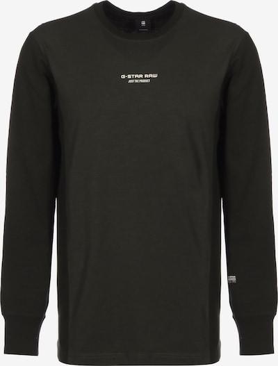 G-Star RAW Sweatshirt ' Motac ' in de kleur Antraciet, Productweergave