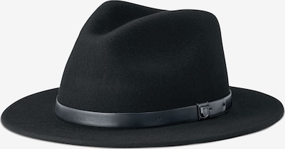 Brixton Hat 'MESSER FEDORA' in Black, Item view