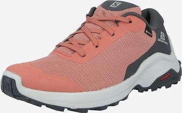 SALOMON Παπούτσι για τρέξιμο 'X REVEAL GTX' σε ροζ