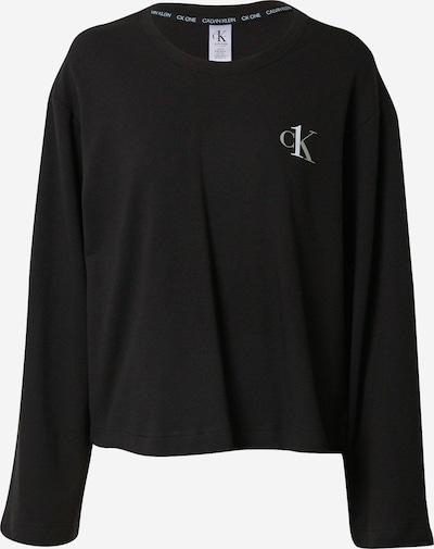 Calvin Klein Underwear Chemise de nuit en noir, Vue avec produit