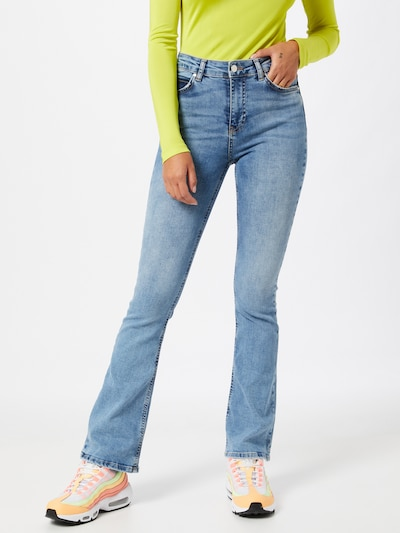 Gina Tricot Jeans 'Natasha' in blau, Modelansicht