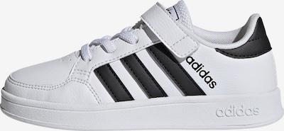 ADIDAS PERFORMANCE Sportschuh 'BREAKNET' in schwarz / weiß, Produktansicht