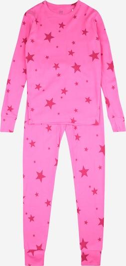 Pijamale 'STAR' GAP pe roz / roz închis, Vizualizare produs