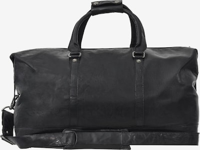Gusti Leder Reistas 'Ruben' in de kleur Zwart, Productweergave