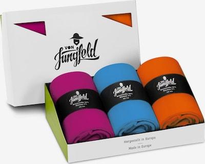 Von Jungfeld Mixed Colours in mischfarben, Produktansicht