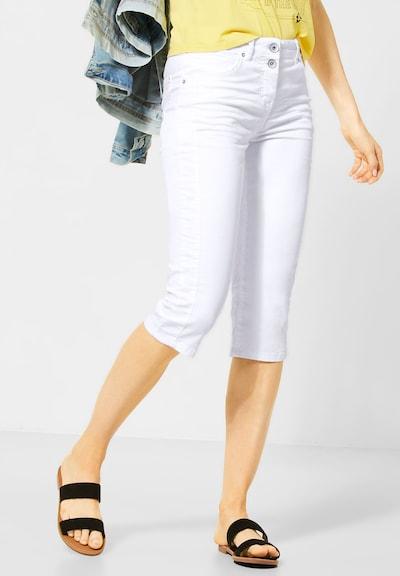 CECIL Hose in weiß, Modelansicht
