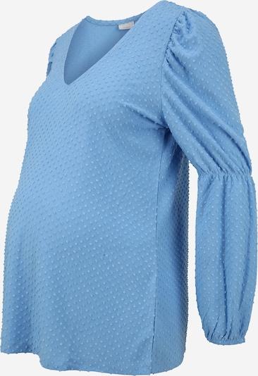 Pieces Maternity Majica 'Geraldine' | svetlo modra barva, Prikaz izdelka
