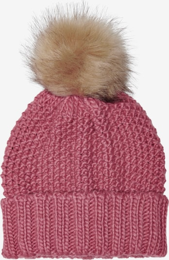 KIDS ONLY Beanie 'Isabella' in Light brown / Mauve, Item view
