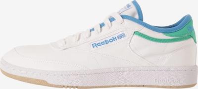 Reebok Classics Sneaker in royalblau / grasgrün / weiß, Produktansicht