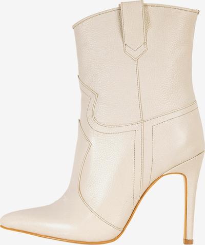INUOVO Stiefelette in beige, Produktansicht
