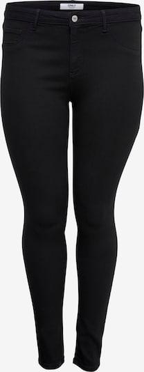 ONLY Carmakoma Jeans 'Thunder' in schwarz, Produktansicht