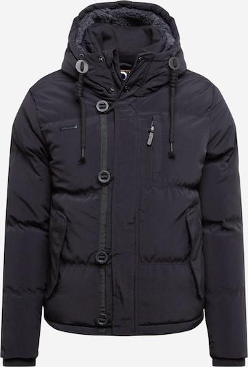 BRAVE SOUL Zimska jakna 'BILLY' u crna, Pregled proizvoda