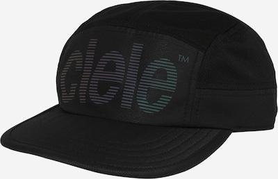 CIELE ATHLETICS Cap 'All Night' in Jade / Dark purple / Black, Item view