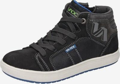 Vado Sneaker in grau / grün / schwarz / weiß, Produktansicht