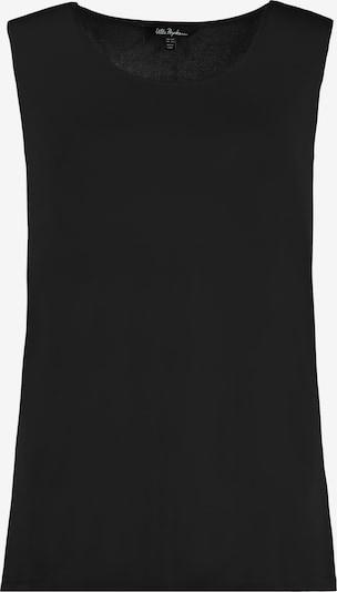 Ulla Popken Tanktop in schwarz, Produktansicht