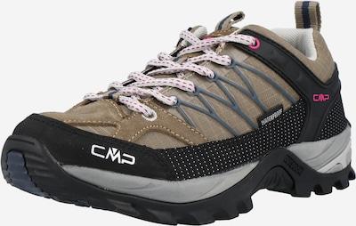 CMP Nizki čevelj 'RIGEL' | svetlo rjava / siva / roza / črna / bela barva, Prikaz izdelka