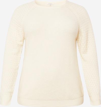 MY TRUE ME Pullover in creme, Produktansicht