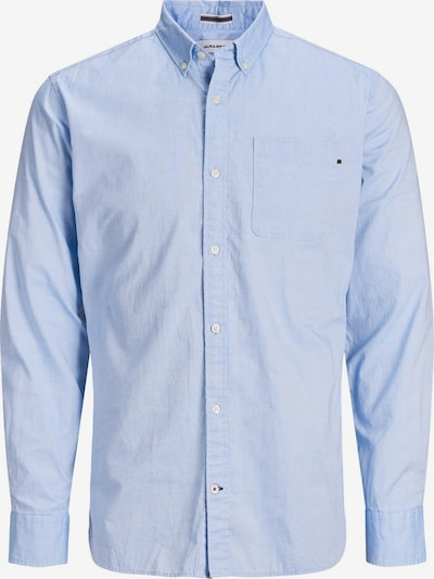 JACK & JONES Hemd 'Oxford' in blau, Produktansicht