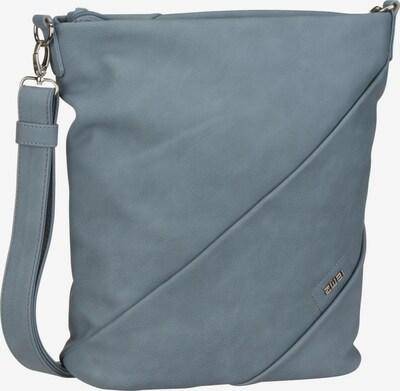 ZWEI Sac à bandoulière en bleu, Vue avec produit