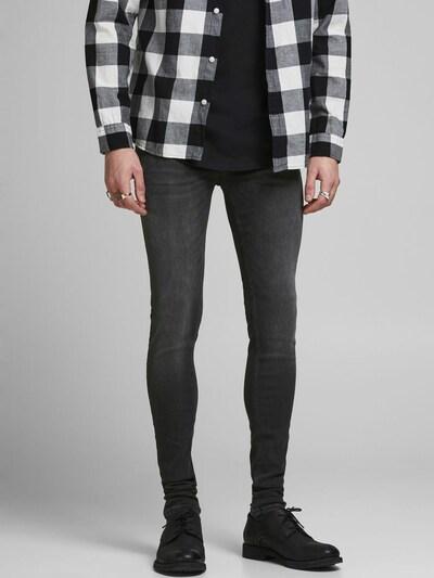 JACK & JONES Jeans 'Tom Original JOS 010 SPS' in de kleur Black denim, Modelweergave