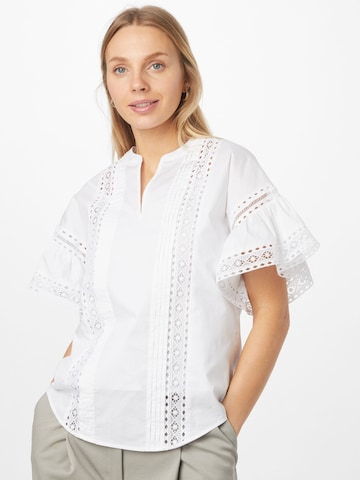 Twinset Blouse in White