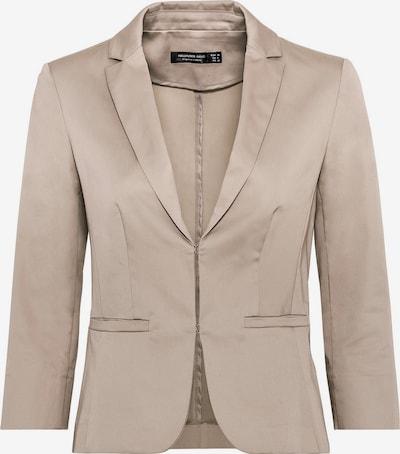 HALLHUBER Basic-Blazer SOFIA mit Bio-Baumwolle in beige / kitt, Produktansicht