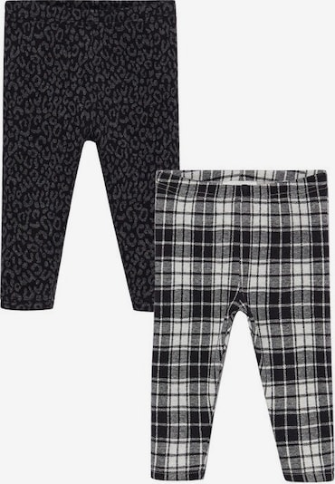 MANGO KIDS Leggings in weißmeliert, Produktansicht