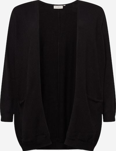 ONLY Carmakoma Pletená vesta 'Carstone' - čierna, Produkt