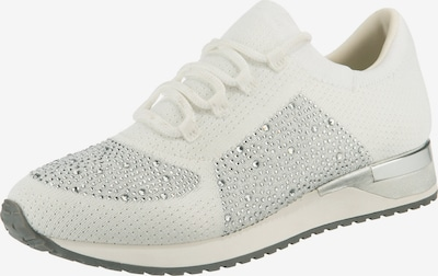 JANE KLAIN Sneakers in silber / weiß, Produktansicht