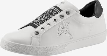 JOOP! Slip-Ons in White