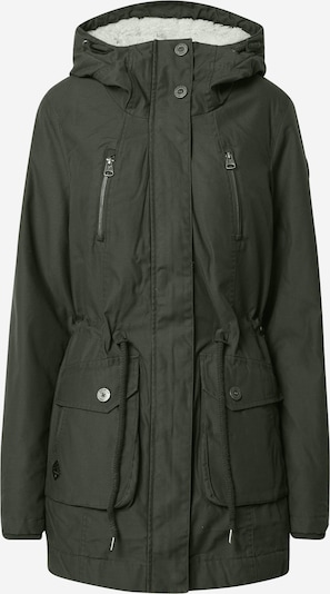 Ragwear Jacke 'Elsa' in dunkelgrün, Produktansicht