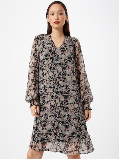 Cream Kleid 'Polina' in mischfarben / schwarz, Modelansicht
