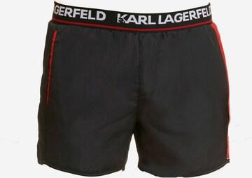 Shorts de bain ' Boardshort ' Karl Lagerfeld en noir