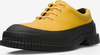 CAMPER Lace-Up Shoes ' Pix ' in Yellow / Black, Item view