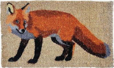 esschert design Fußmatte 'Fuchs' in mischfarben, Produktansicht