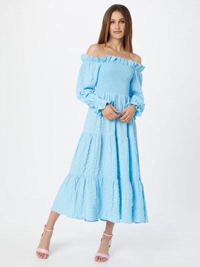 Gina Tricot Kleid 'Kajsa' in hellblau, Modelansicht
