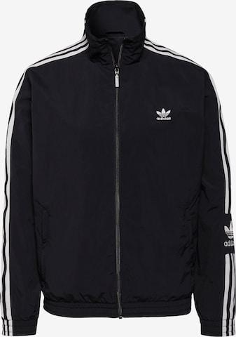 ADIDAS ORIGINALS Toiminnallinen takki värissä musta