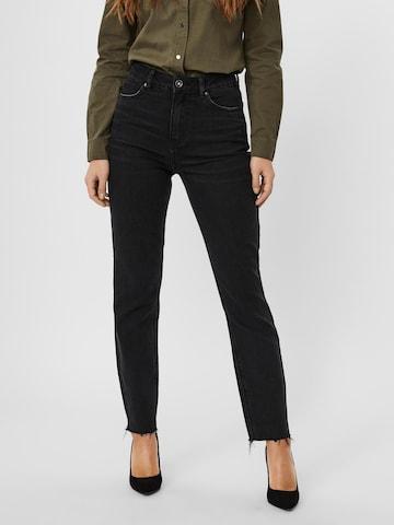 VERO MODA Jeans 'Brenda' in Zwart