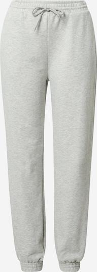 modström Hlače 'Holly' | pegasto siva barva, Prikaz izdelka