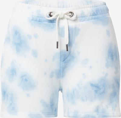 PRINCESS GOES HOLLYWOOD Pantalon en bleu / blanc, Vue avec produit