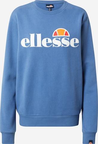 ELLESSE Sweatshirt 'Agata' i blå