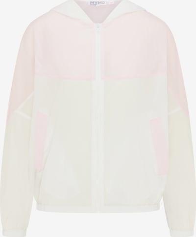 myMo ATHLSR Sportjas in de kleur Pastelroze / Wit, Productweergave